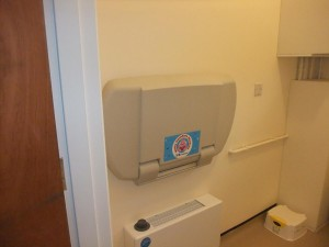 Baby Change Facilities