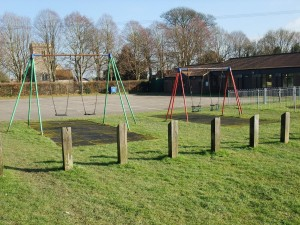 Play Area for Smaller Children