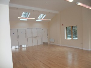 chilton community room