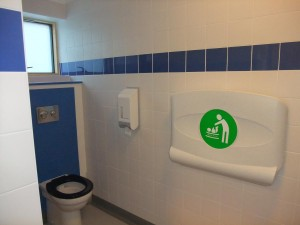 Disabled Toilet and Baby Change Facilities